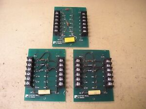 Reliance Circuit Board 0 58801 Lot Of 3