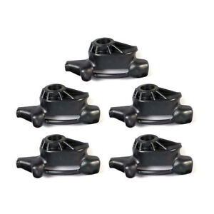 5 Pack Of Coats Tire Changer Machine Mount Head Nylon Plastic Duck Head 28mm