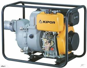 Kipor 4 Trash water Pumps