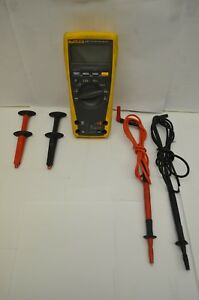 Fluke 179 True Rms Multimeter Free Shipping