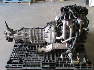 Jdm 04 08 Mazda Rx8 Se3p 1 3l 4 Port 13b Renesis Rotary Engine 5 Speed Trans