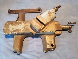 9 Model C South Bend Lathe Saddle Assembly Cross Slide Compound Rest