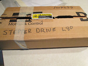 Parker L80 Stepper Drive new