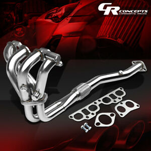 For Nissan 200sx nx Sentra G20 p10 2 0 Stainless Flex Exhaust Manfiold Header