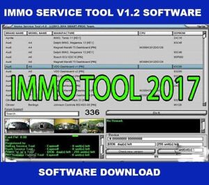 Immo Service Tool 2017 Pin Key Code Immo Off Calculator Bsi Vdo Dashboard