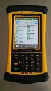 Trimble Tds Nomad 900 Data Collector Tds Survey Pro Survce Gnss