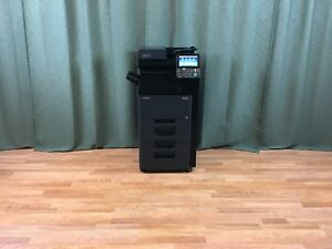 Demo Kyocera Taskalfa 406ci Color Copier Printer Scanner Fax Loaded 150 Pages
