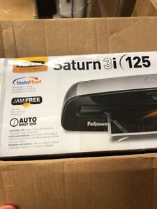 Fellowes Saturn3i 125 Laminator 12 Wide X 5mil Max Thickness
