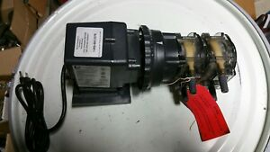 12 3 4 Chemical Metering Pump Stenner 170jl5a1stg1