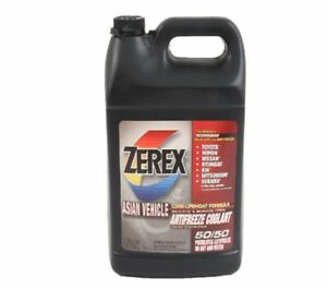 4 Gallons Pack Zerex Pink Engine Coolant Antifreeze Fluid Kit For Lexus Toyota