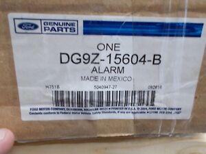 New Ford Oem Anti theft Alarm Control Module Dg9z15604b