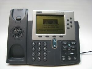 Cisco Unified Business Ip Phone 7960 Cp 7960g Voip Business Phone