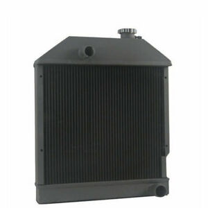 Tractor Radiator For Ford New Holland 250c 260c 3230 3430 late 3930 4130 4630