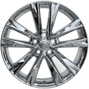 19 Lexus Rx 350 Rx350 F Sport Style Replacement Rims Wheels Chrome 74279 Set 4