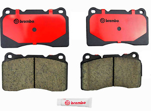 Front Disc Pad Forcars With Brembo Brake System For Hyundai Genesis Coupe Subaru