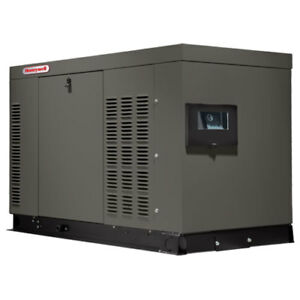 Honeywell Hg02224 22kw Liquid cooled Automatic Standby Generator