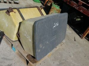 John Deere Planter Dry Fertilizer Boxes With Lids Tag 206