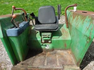 John Deere 4030 Tractor Open Cab W Shift Levers fendertag 2768