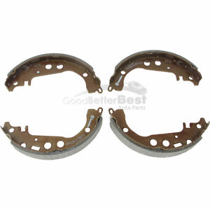New Brembo Drum Brake Shoe Rear S83508n For Scion Toyota