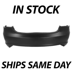 New Primered Rear Bumper Replacement For 2011 2014 Chrysler 200 Sedan 4 Door