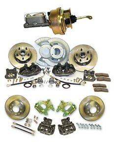 1948 52 Front And Rear Disc Brake Conversion Ford Truck