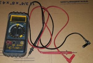 Wavetek 5xl Digital Multimeter With Cover