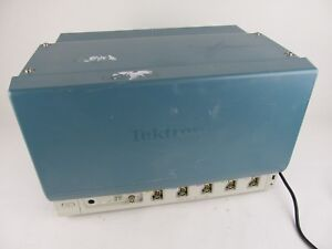 Tektronix Dpo7104 1 Ghz Digital Phosphor Oscilloscope Dpx 4ch W Front Cover