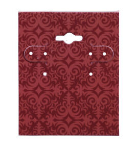 Exotic Brick Earring Card Case Of 250