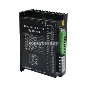 Bld 750 Bldc Dc Brushless Motor Driver Controller 750w Hall For Brushless