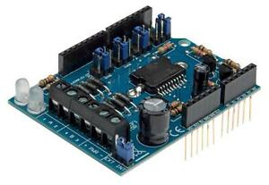 Motor And Power Shield Arduino Development Boards Evaluation Kits