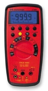 Meterman 37xr Test Digital Multimeter