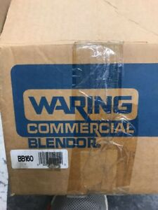 Waring Commercial Bb160 Basic Bar Blender With 48 ounce Copolyester Container