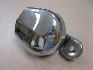 Motorcycle Horn Chrome