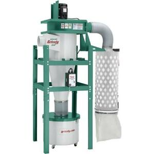 G0440 2 Hp Cyclone Dust Collector