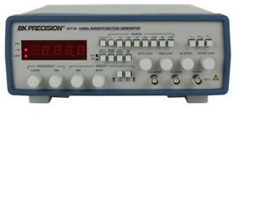 Bk Precision Model 4017a 10mhz Sweep function Generator New