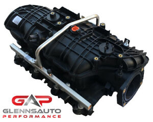 New Oe Tbss Nnbs Intake Manifold With Fuel Rails And 50lb Hr Injectors
