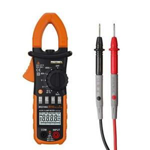 Ms2108a Clamp Meter Digital 400a Ac dc Meters Voltmeter Capacitor Ammeter