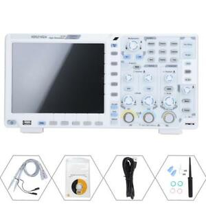 Owon Xds2102a 100mhz Digital Oscilloscope 8 12 Bit Adc Decode Scpi Low Noise