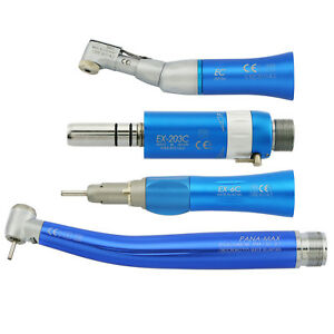 Dental High Speed Led Handpiece Pana max Su B2 Low Speed Kit B2s Nsk W