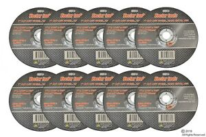 20 Pack 7 X 1 6 X 7 8 Cut Off Wheels Grinding Disc Blades Steel Hard Metal