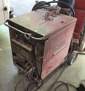 Used Lincoln Ideal Arc Sp 200 Welder