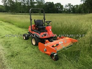 Flail Deck Kubota Front Mount Mowers Peruzzo 1800hd 72 Finish