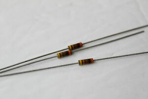 Resistor Leaded 300 Ohm 5 Pack Of 1300