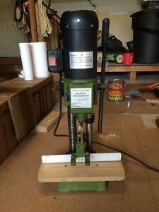 Central Machinery 37505 Mortising Machine