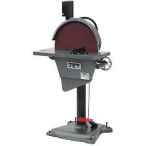 J-4421-4 20 IN DISC SANDER 3PH 440V JET 577011