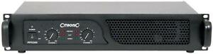 Power Amplifier 2u Ppx300 Audio Visual Amplifiers Power Amplifier 2u