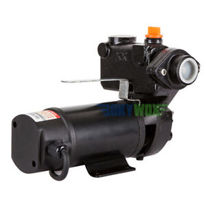 280w Dc48v Self priming Water Pump Irrigation Domestic Farm Ranch 32 8 Suction