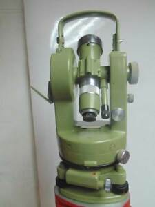 Theodolite Wild Heerbrugg T1a Serial 235087 Surveying Instrument