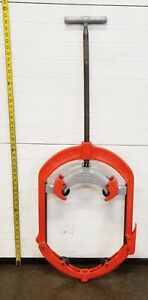 Ridgid 472 Hinged Pipe Cutter 8 To 12 For Your Plumbing Tool Threading