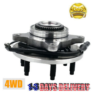 Wheel Hub Bearing Assembly Fits 05 08 Ford F150 06 08 Lincoln Mark Lt 4wd Only
